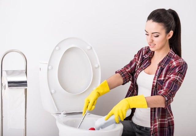 toilet wash